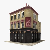 Corner Pub 01