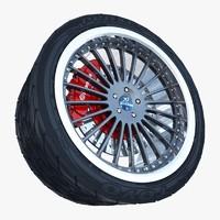 Hamann Wheel
