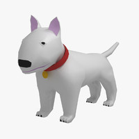 max bull terrier dog