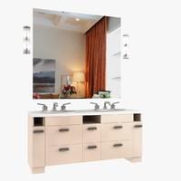 Waterworks Bathroom Furniture Set(1)