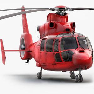 eurocopter 365 dauphin max