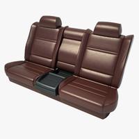 3d auto chair