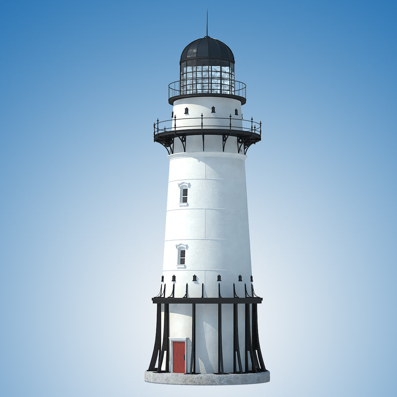max lighthouse lighting
