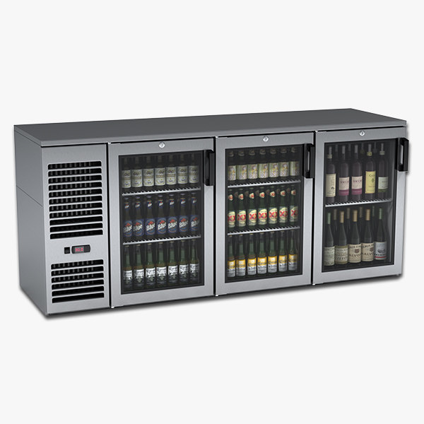 3d beer wine cooler