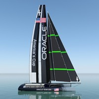 3ds america s catamaran oracle