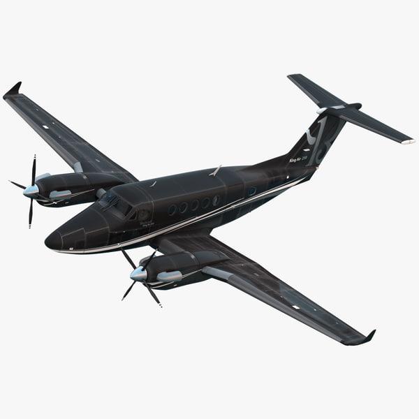3ds beechcraft 250