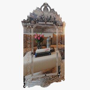 3d arte veneziana 6717 model