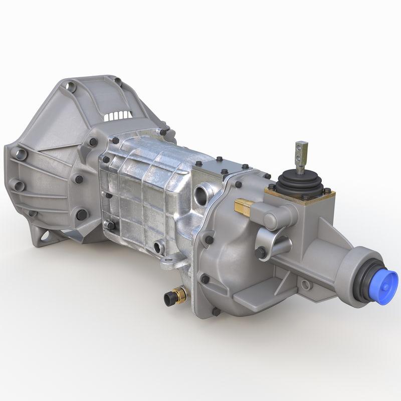 manual transmission 3d 3ds