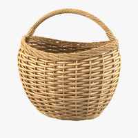 wicker basket max