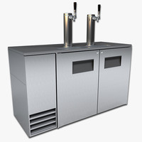 Under Bar Beer Dispenser