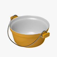 3ds cooking pot