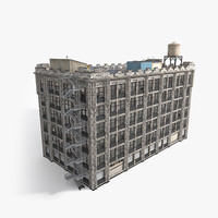 3d max residential building