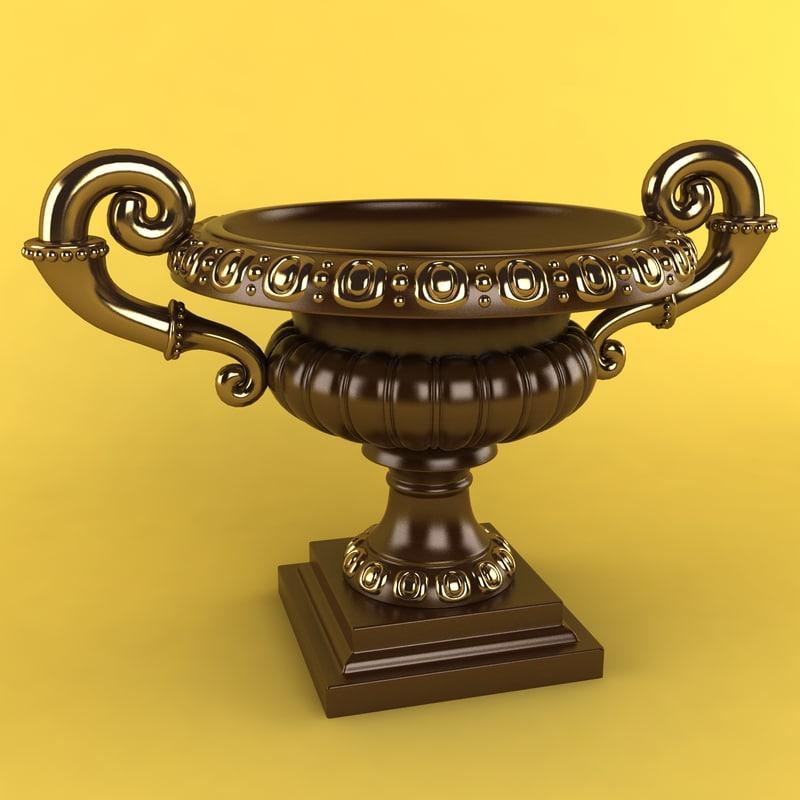 max shallow urn