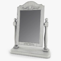 table mirror 3ds