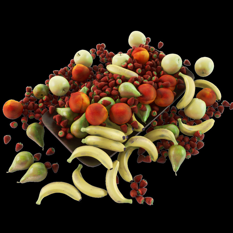 max fruit plate