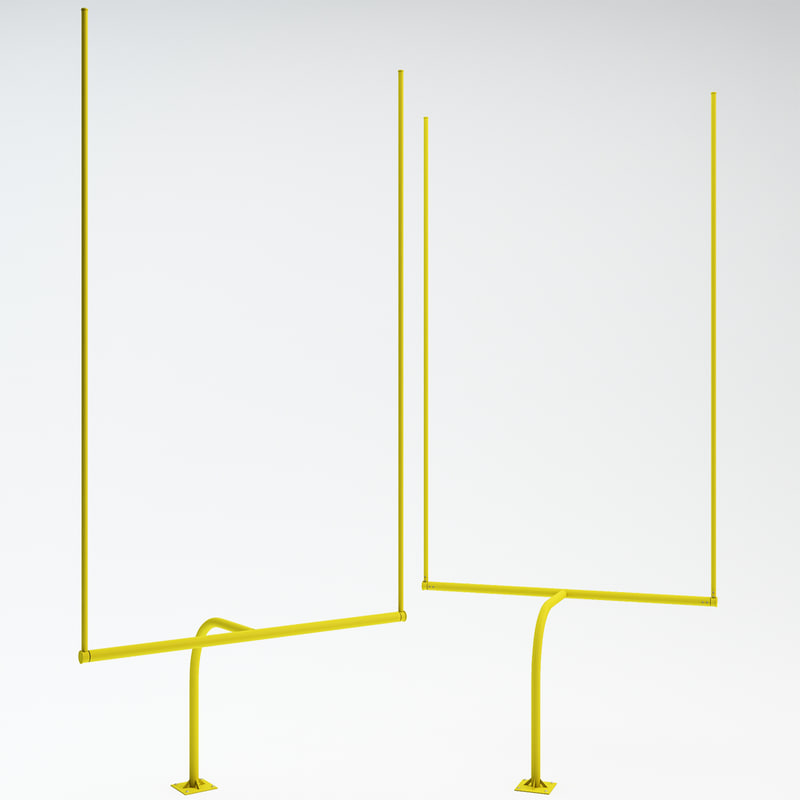football goalposts posts max