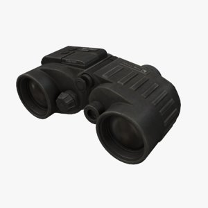 3ds max binoculars ready games