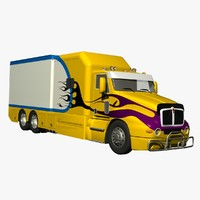 Kenworth T2000 Expediter