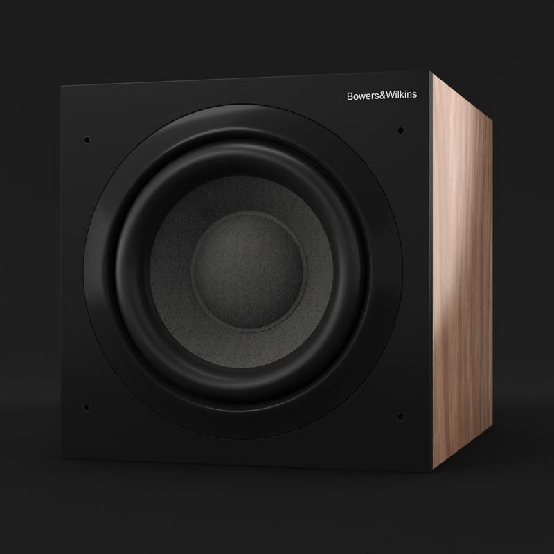 3d bowers wilkins 608
