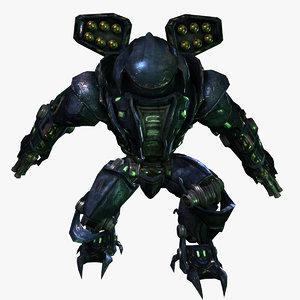 obj assault robot