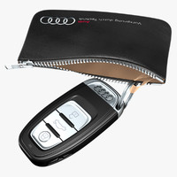 3d audi car key pocket