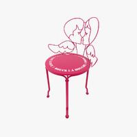3d model chair fermob