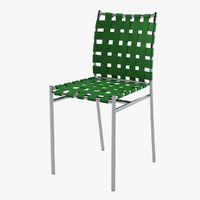 3d model alias tagliatelle outdoor chair