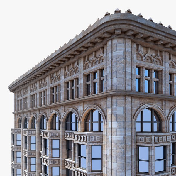 classic city building max