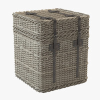 3d model basket new england