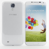 3d model samsung i9506 galaxy white