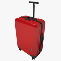 Suitcase Samsonite 01