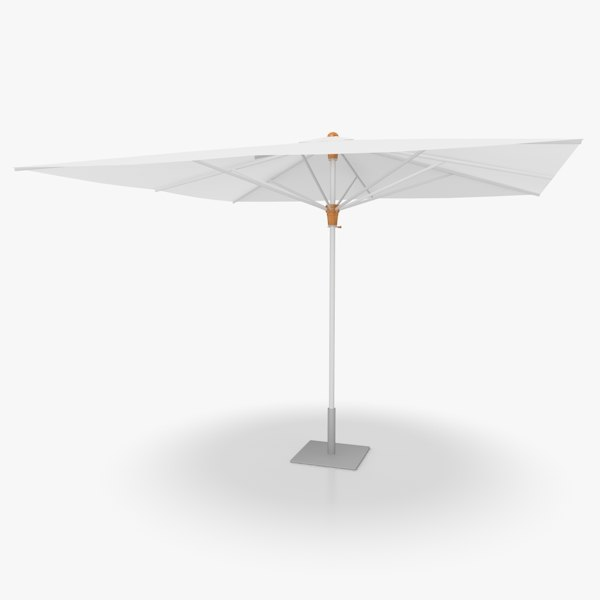 3d model parasol sunshade