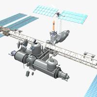 3d space platform