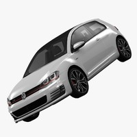 Volkswagen Golf 7 GTI 3-Door 2014