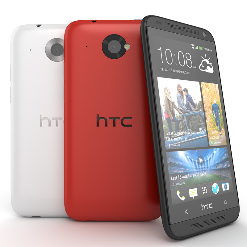 3d htc desire 601 smartphone