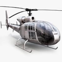 Aerospatiale SA Gazelle Silver