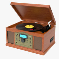 Crosley Antique Turntable