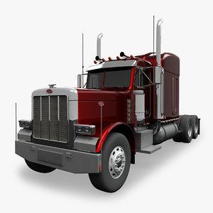 3d max heavy truck