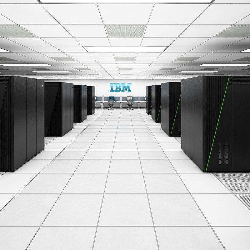max data server center sequoia