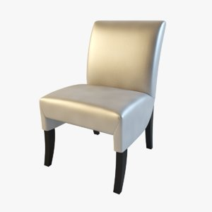 max dining chair saber leg