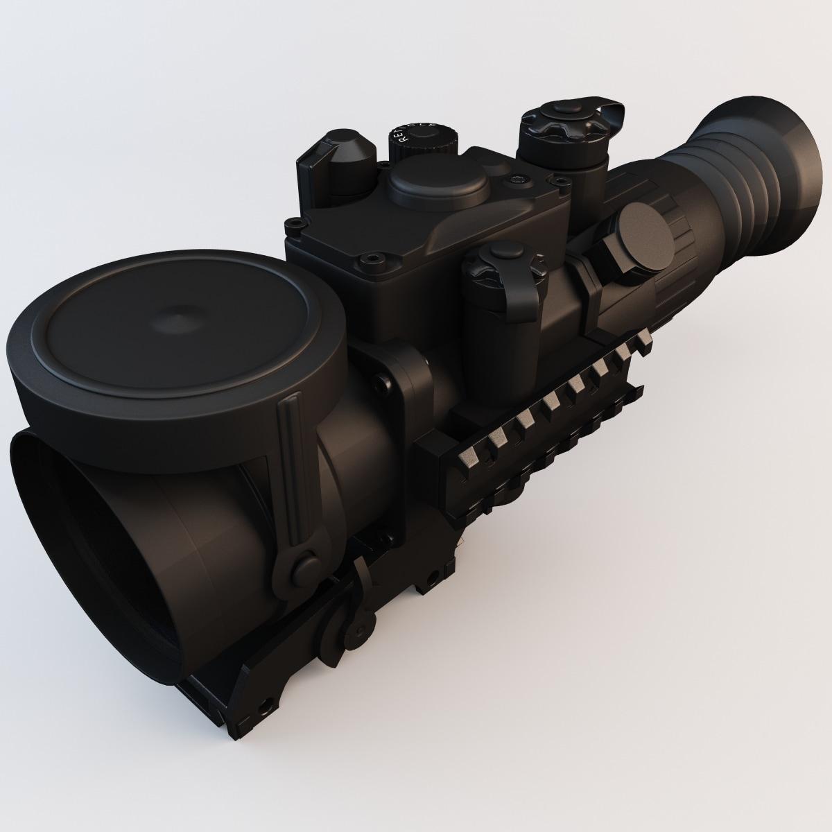 yukon phantom 4x60 night vision max