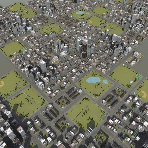 urban city rt max