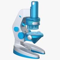 3ds photoreal microscope kenko