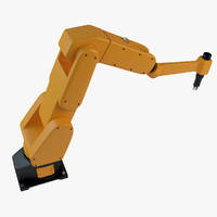 industrial robotic arm max