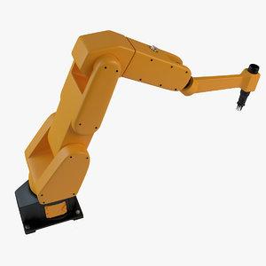 industrial robotic arm max