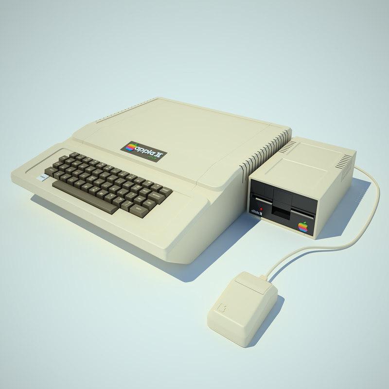 max apple 2 computer