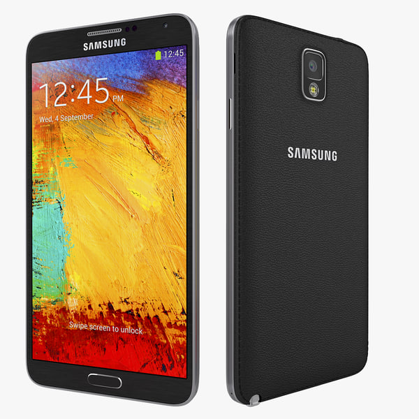 Samsung Galaxy Note 3 Flagship Smartphone