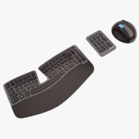 max microsoft sculpt ergonomic