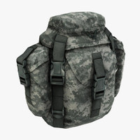 Military Soldier Buttpack US