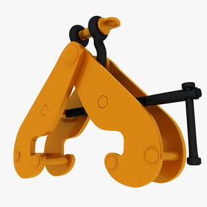 max beam clamp anchor shackle
